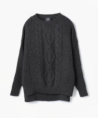 【aran】SWEATER/セーター アランダービーARA00002