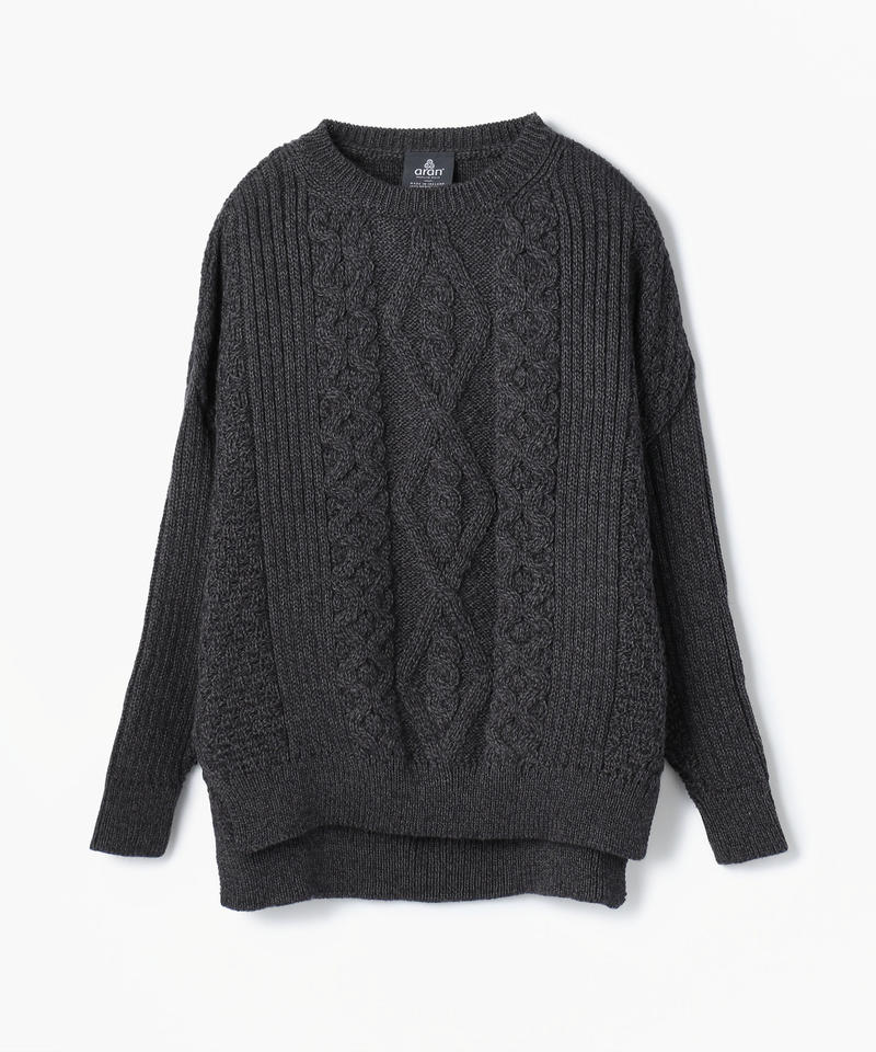 【aran】SWEATER/セーター アランダービー