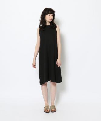 【GOOD STUDIOS】TANK DRESS/タンクドレス ブラックGOO00069