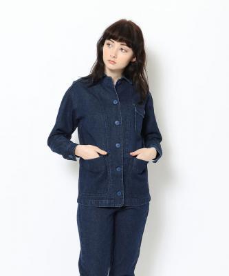 【GOODSTUDIOS】WORKER JACKET/ワーカージャケット デニムGOO00506
