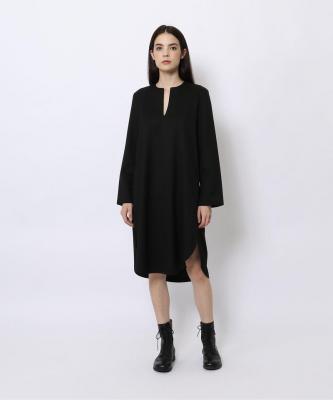 【GOOD STUDIOS】TUNIC DRESS/チュニックドレス ブラックGOO00626