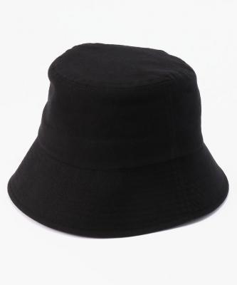 THE HINOKI■BUCKET HAT/バケットハット コットンバフ ブラックHNK00027