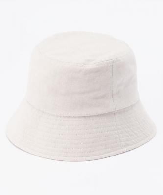 THE HINOKI■BUCKET HAT/バケットハット コットンバフ オートミールHNK00028