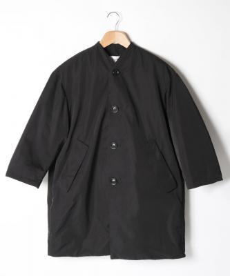 【LE GLAZIK】DOWN LINING COAT/ダウンライニングコート ブラックLEG00006