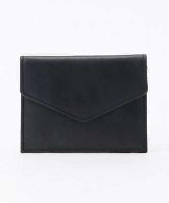 【O MY BAG】ENVELOPE  /エンベロープ カードホルダー ブラックOMY00042