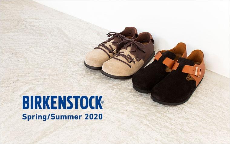 BIRKENSTOCK Spring/ Summer2020