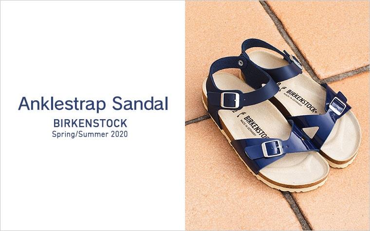 anklestrap sandal